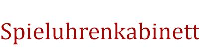 Spieluhrenkabinett-Logo